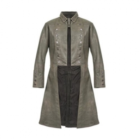 Outlander Jaime Fraser's Leather Coat