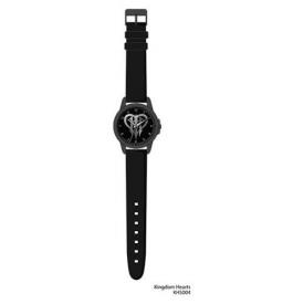 Kingdom Hearts 3 Logo Black Dial Watch