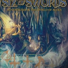 Blue Rose RPG Six of Swords SC