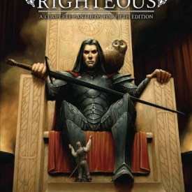 Book of the Righteous 5e HC