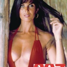 007 Magazine Bond Girls O/T 1970's Caroline Munro
