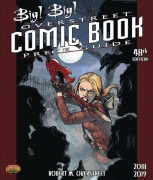 Big Big Overstreet Price Guide Vol 48 Jeanty Buffy the Vampire Slayer Cover