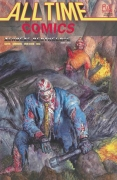 All Time Comics Zerosis Deathscape #1 (of 5)