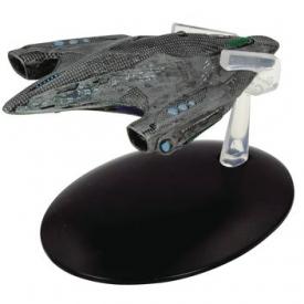Star Trek Starships Figure Coll Mag #153 Devore Warship