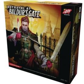 Betrayal at Baldurs Gate Board Game