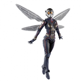 Ant-Man and The Wasp Wasp and Tamashii Stage SH Figuarts