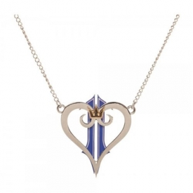 Kingdom Heart Logo Necklace