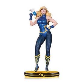 DC Comics Cover Girls Black Canary Statue
