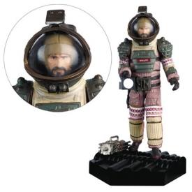 Alien and Predator Dallas Figure with Collector Magazine #6