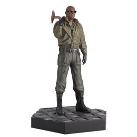 Alien 3 Dillon Statue with Collector Magazine #47