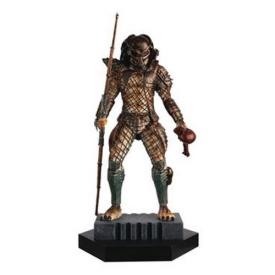 Alien and Predator Hunter Predator From Predator 2 Figure with Collector Magazine #13