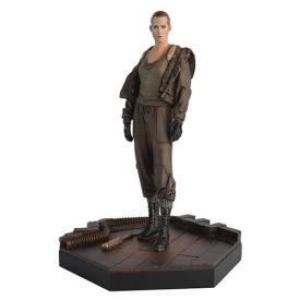 Alien and Predator Ellen Ripley from Alien 3 Statue with Collector Magazine #36