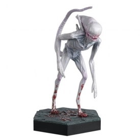 Alien and Predator Neopmorph from Alien Covenant Statue with Collector Magazine #37