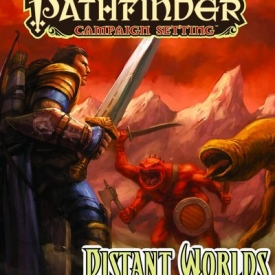 Pathfinder Campaign Setting Distant Worlds