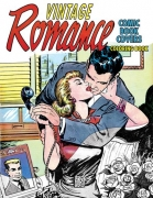 Vintage Romance Comic Book Covers Coloring Book TPB