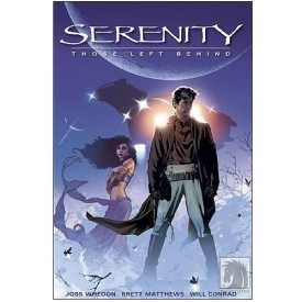 Serenity – Those Left Behind Graphic Novel
