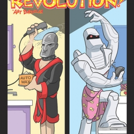 Revolution Aw Yeah #3 (Subscription Variant)
