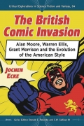 British Comic Book Invasion SC