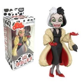 101 Dalmatians Cruella De Vil Rock Candy Vinyl Figure
