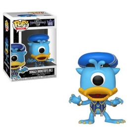 Kingdom Hearts 3 Donald Monsters Inc. Pop! Figure, Not Mint
