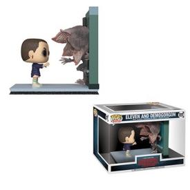 Stranger Things Eleven and Demogorgon Pop!, Not Mint