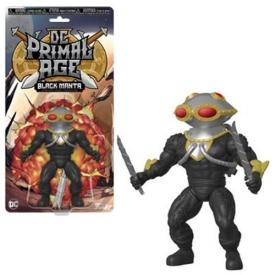 Aquaman Black Manta Primal Age Action Figure