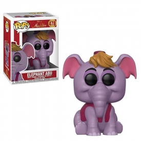 Aladdin Elephant Abu Pop! Vinyl Figure #478
