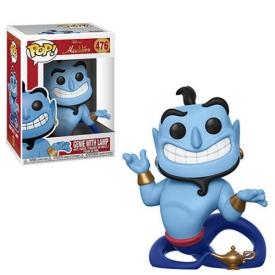 Aladdin Genie with Lamp Pop! Vinyl Figure #476