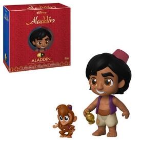 Aladdin 5 Star Vinyl Figure