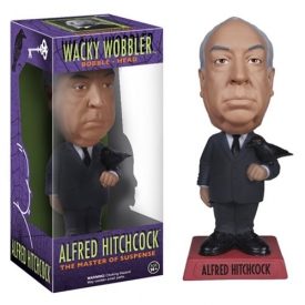 Alfred Hitchcock Wacky Wobbler Bobble Head
