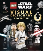 Lego Star Wars Visual Dictionary New Ed W Minifigure