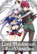 Lord Marksman & Vanadis GN Vol 10