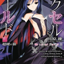 Accel World Novel SC Vol. 11 Carbide Wolf