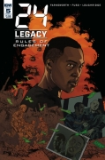 24 Legacy Rules of Engagement #5 (of 5) (Cover A – Jeanty)