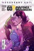 Go Go Power Rangers #21 (2nd Printing)