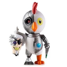 Adult Swim Robot Chicken Medium Vinyl Figure