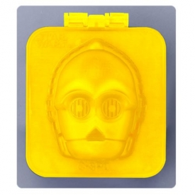 Star Wars C-3PO Boiled Egg Shaper