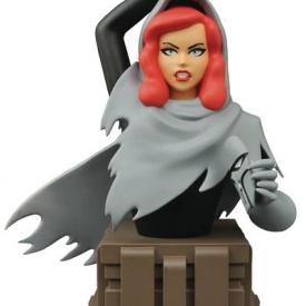 Batman The Animated Series Maskless Phantasm Bust