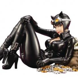 DC Comics Catwoman Returns Bishoujo Statue