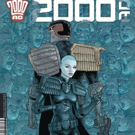 2000 AD Pack July 2018