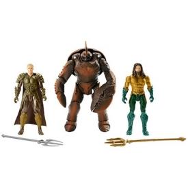 Aquaman Movie 6-Inch Action Figure 3-Pack