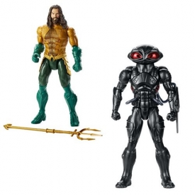 Aquaman Movie 12-Inch Light and Sounds Action Figure Case