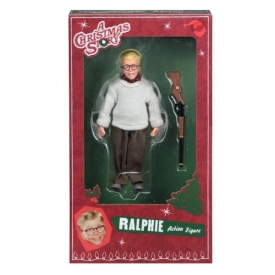 A Christmas Story Ralphie 8-Inch Scale Action Figure