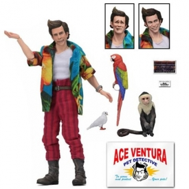 Ace Ventura Clothed 8-Inch Action Figure