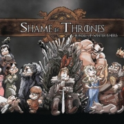 Shame of Thrones Bundle Up Winter Is Here Ogn