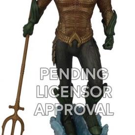 Aquaman Movie Aquaman 1/9 Scale Polystone Statue