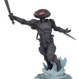 Aquaman Movie Black Manta 1/9 Scale Polystone Statue