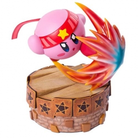 Kirby's Return to Dream Land Fighter Kirby 13-Inch Statue