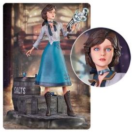 BioShock Infinite Elizabeth 1:4 Scale Statue