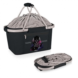 Star Wars Darth Vader Basket Collapsible Cooler Tote Bag